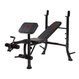 Marcy Eclipse Standard Barbell Bench